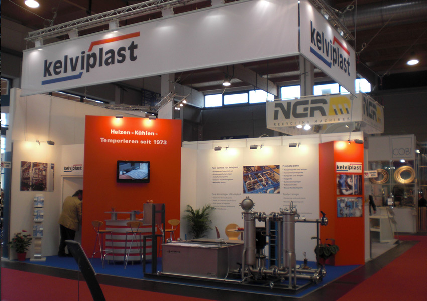 Shows and Events - Kelviplast